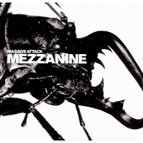 MASSIVE ATTACK : LPx2 Mezzanine