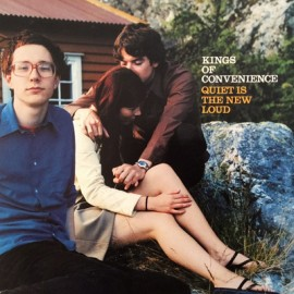 KINGS OF CONVENIENCE : LP Quiet Is The New Loud