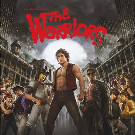 DE VORZON Barry : LPx2 The Warriors