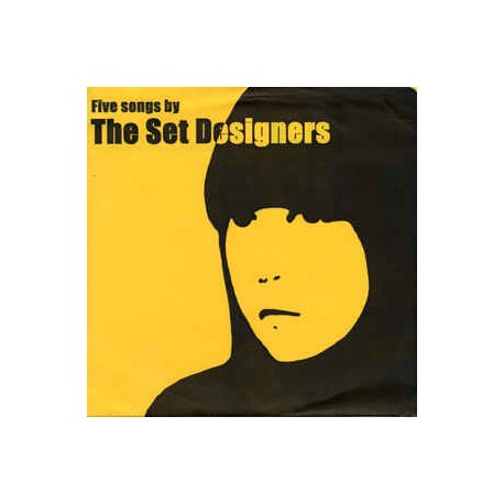 SET DESIGNERS (the) : Five Songs By The Set Designers