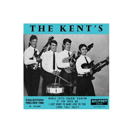 KENT'S (the) : Whole Lotta Shakin' Goin' On