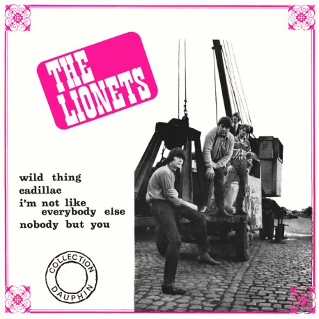 LIONETS (the) : Wild Thing