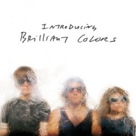 BRILLANT COLORS : CD Introducing