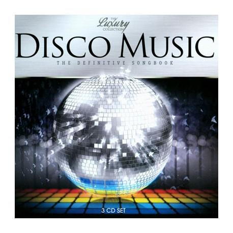 VARIOUS : CDx3 Disco Music