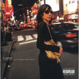 PJ HARVEY : CD Stories From The City, Stories From The Sea