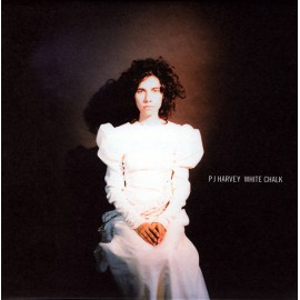 PJ HARVEY : CD White Chalk