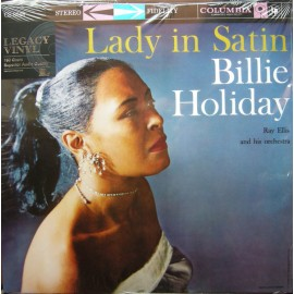 HOLIDAY Billie : LP Lady In Satin