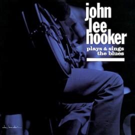 JOHN LEE HOOKER : LP Plays & Sings The Blues
