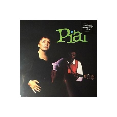 PIAF Edith : LP Songs By France's