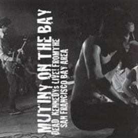 DEAD KENNEDYS : LP Mutiny On The Bay