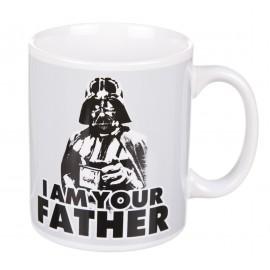 STAR WARS MUG Vader I Am Your Father