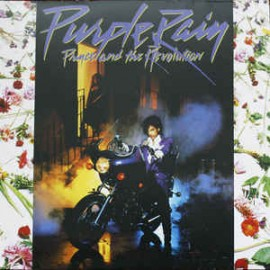 PRINCE : LP Purple Rain