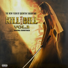 OST : LP KILL BILL vol2