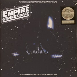 WILLIAMS John : LPx2 The Empire Strikes Back