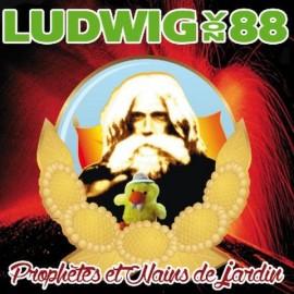 LUDWIG VON 88 : LPx2 Prophètes Et Nains De Jardin