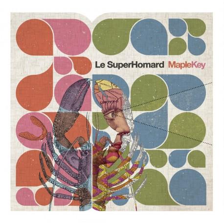 SUPERHOMARD (le) : CD Maplekey