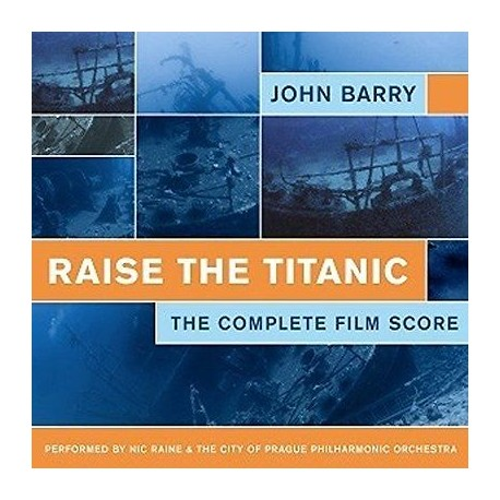 BARRY John : LP Raise The Titanic