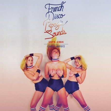 VARIOUS : LPx2 French Disco Boogie Sounds (1975-1984)
