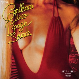 VARIOUS : LP Caribbean Disco Boogie Sounds (1977-1982)