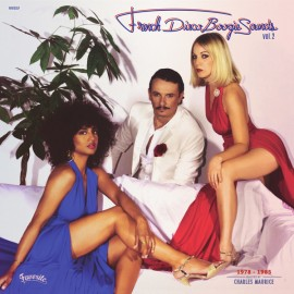 VARIOUS : LPx2 French Disco Boogie Sounds Vol. 2 (1978-1985)