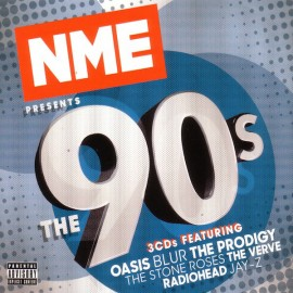 VARIOUS : CDx3 NME Presents The 90's