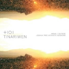 """TINARIWEN : 12""""EP  Inside/outside Joshua Tree Acoustic Sessions"""
