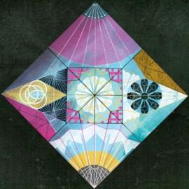 VEIRS Laura : LP+CD  Warp And Weft