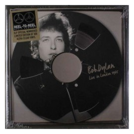 DYLAN Bob : LPx2 Live In London 1965