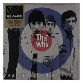 """WHO (the) : 10""""EP Radio Sessions 1965"""