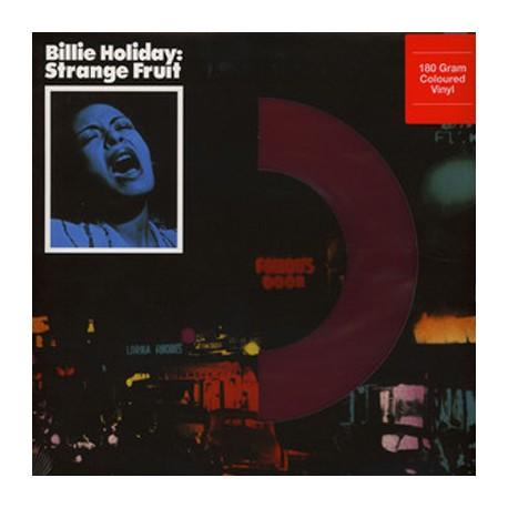 HOLIDAY Billie : LP Strange Fruit