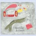 LUCKSMITHS (the) : Spring A Leak (2cd)