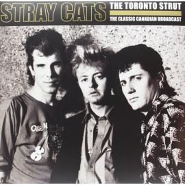 STRAY CATS : LPx2 The Toronto Strut