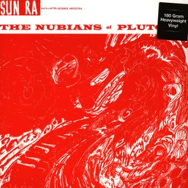 SUN RA : LP The Nubians Of Plutonia