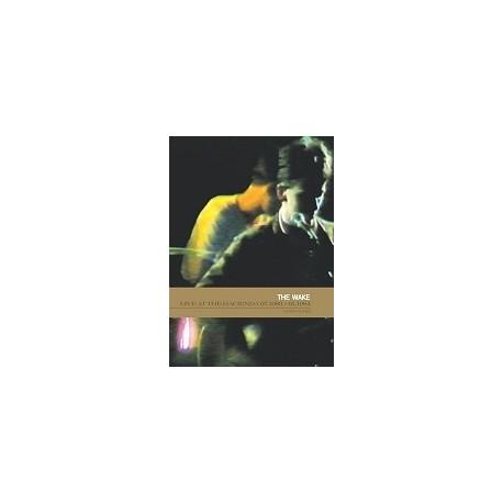 WAKE (the) DVD Live At The Hacienda 07.1983 + 01.1984