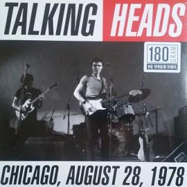 TALKING HEADS : LP Chicago, August 28, 1978