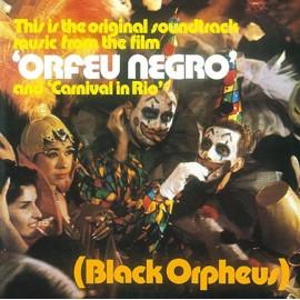 JOBIM Antonio Carlos : LP Orfeu Negro