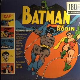 SUN RA & THE BLUES PROJECT : LP Play Batman And Robin