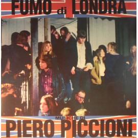 PICCIONI Piero : LP Fumo Di Londra