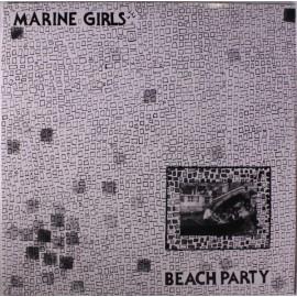 MARINE GIRLS : LP Beach Party