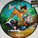 VARIOUS : LP Picture Disney Music from Bambi