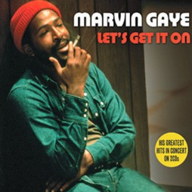 GAYE Marvin : CD Let's Get It On