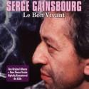 GAINSBOURG Serge : CDx2 Le Bon Vivant