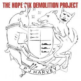 PJ HARVEY : CD The Hope Six Demolition Project