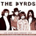 BYRDS (the) : LP Lee Jeans Living Rock Concert 1969