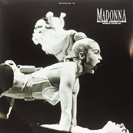 MADONNA : LPx2 Blond Ambition World Tour 90