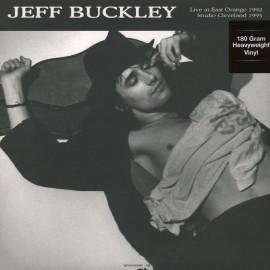 BUCKLEY Jeff : LP Live At East Orange 1992, Studio Cleveland 1995
