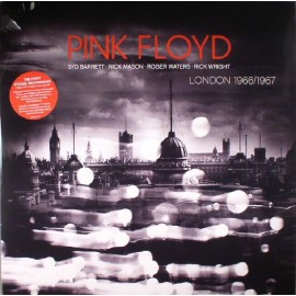 PINK FLOYD : LP London 1966/1967