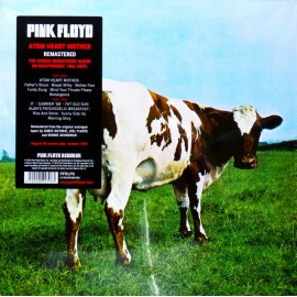 PINK FLOYD : LP Atom Heart Mother