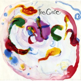 """CURE (the) : 12""""EP Catch"""