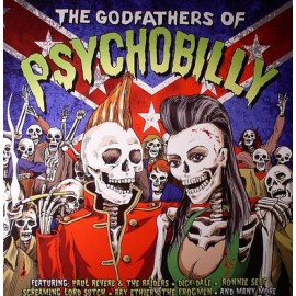 VARIOUS : LPx2 The Godfathers Of Psychobilly